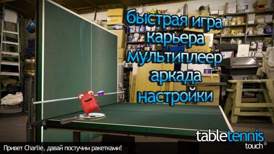 Table Tennis Touch