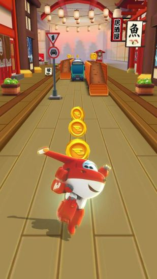 Super Wings: Jett Run