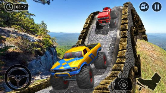 Offroad Monster Truck Driving Trials 2019