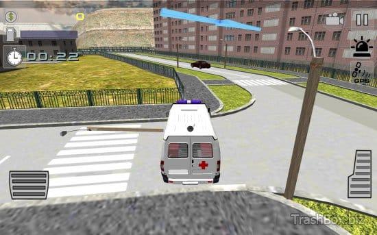 Симулятор Скорой Помощи 3D