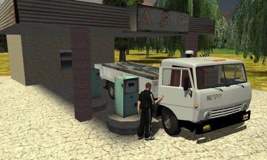 Дальнобойщики 3D