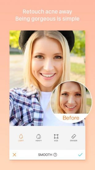 AirBrush: Easy Photo Editor