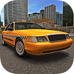 Taxi Sim 2016 (Много денег)