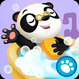 Dr. Panda: в ванной