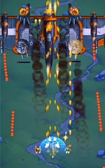 HAWK – Аркадный Шутер для любителей ретро игр