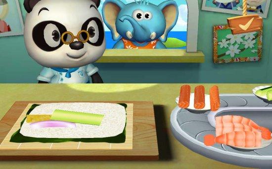 Ресторан 2 Dr. Panda