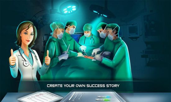Surgeon Doctor 2018 : Virtual Job Sim