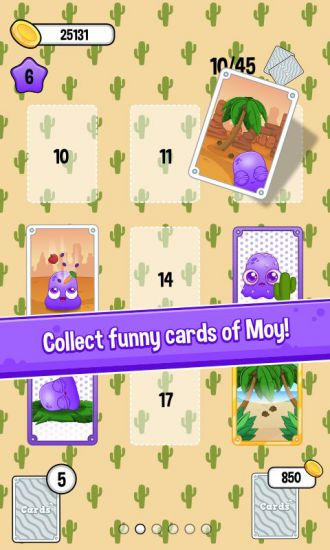 Moy 6 the Virtual Pet Game