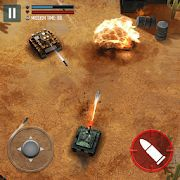 Tank Battle Heroes: Modern World of Shooting, WW2