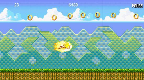 Sonic Go Advance