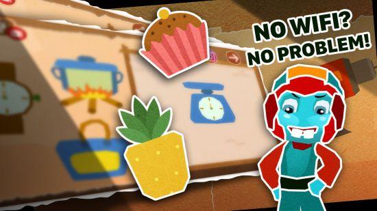 Chigiri: Paper Puzzle