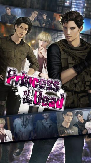 Princess of the Dead(Русский): Romance You Choose
