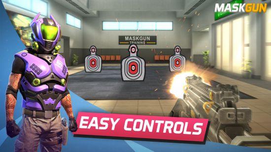 MaskGun ® Multiplayer FPS-Бесплатный онлайн-шутер