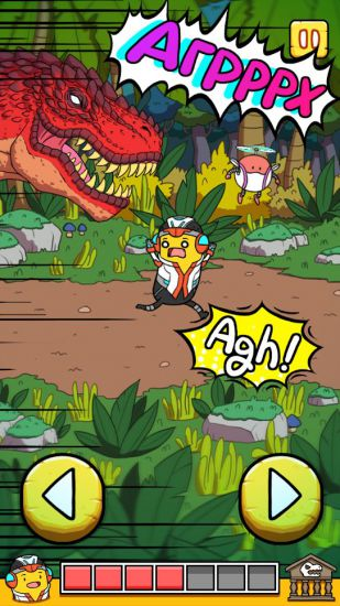BANATOON2: Jurassic World!