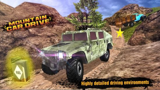 Mountain Car Drive 2019