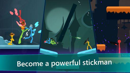 Stickfight Infinity (взломанная)