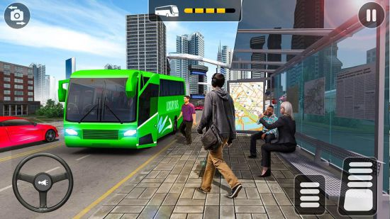 City Coach Bus Simulator 2019