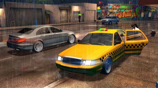 Taxi Sim 2020 (взлом)