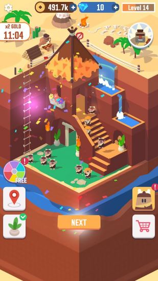 Idle Digging Tycoon
