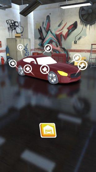 Car Restoration 3D (Без рекламы)